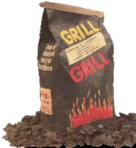 Carbone Uso Grill confezione da 3Kg